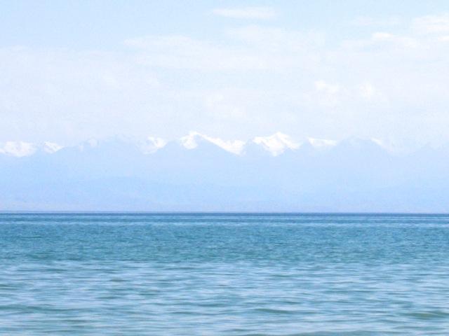 0 3 玄奘三蔵が大清池と呼んだイシククル湖
