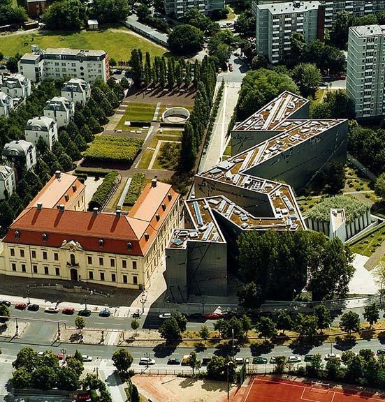 20050918150842 ダニエル・リベスキンド〜1. ベルリン・ユダヤ博物館