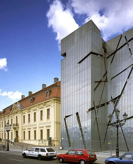 20050918150901 ダニエル・リベスキンド〜1. ベルリン・ユダヤ博物館