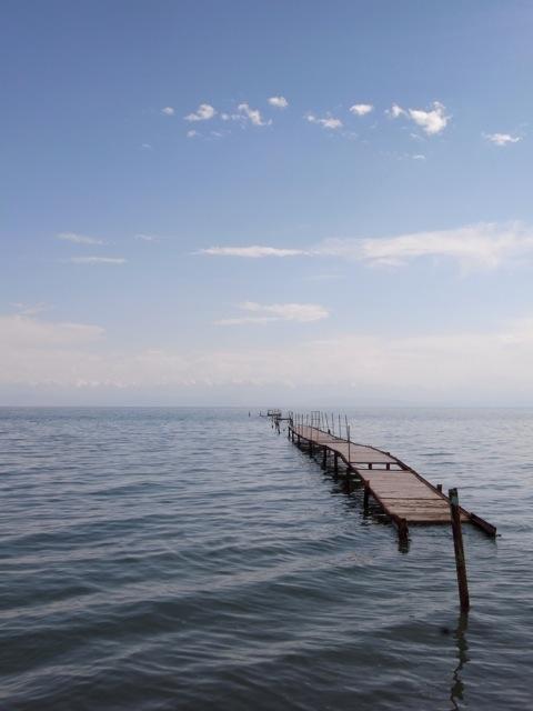4 20101006183627 玄奘三蔵が大清池と呼んだイシククル湖