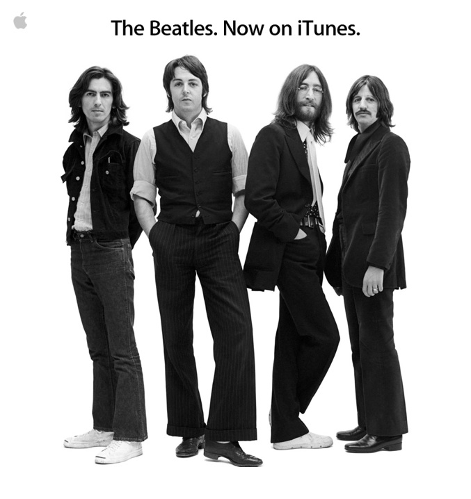 Beatles Appleらしさ