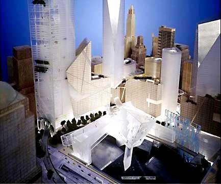 Libeskind2 Ground Zeroプロポーザル 〜4年の後に〜