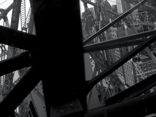 Queensboro4 Iron Ageの落し子~Queensboro Bridge~