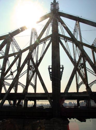Queensboro6 Iron Ageの落し子~Queensboro Bridge~