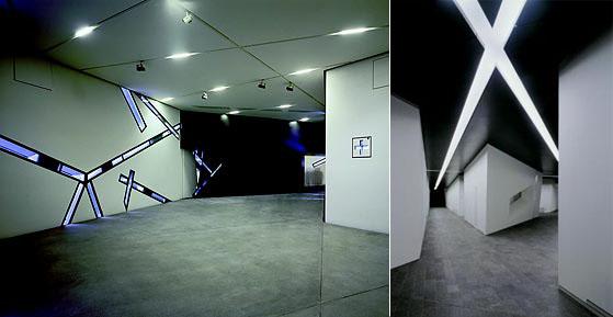 interior2 ダニエル・リベスキンド〜1. ベルリン・ユダヤ博物館