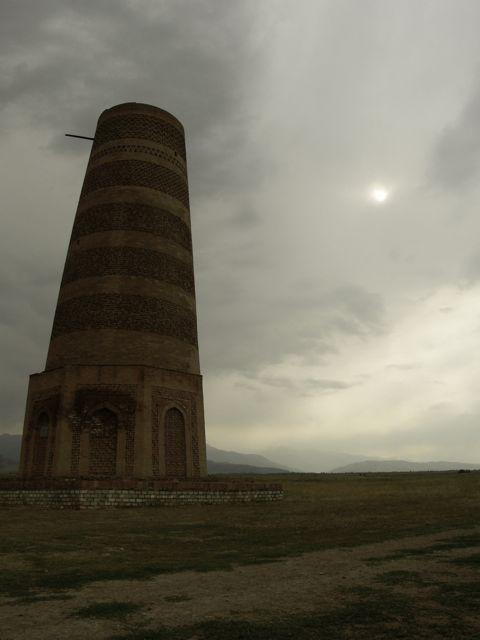 PICT0091 シルクロードの風に立つブラナの塔