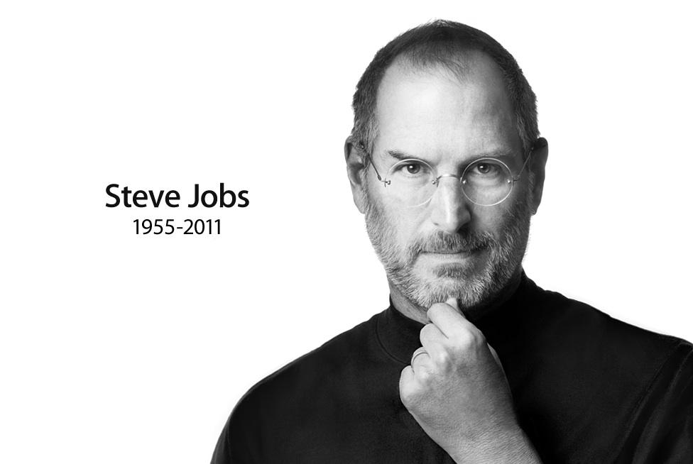 Steve Jobs スティーブ・ジョブス逝く