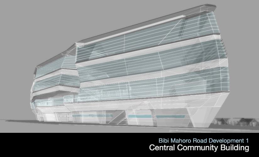 1. Bibi Mahoro Road Development Project