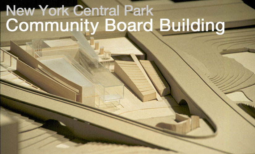1. Community Board Building