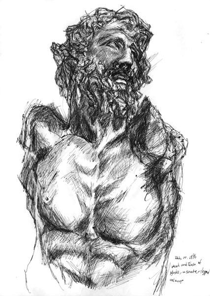 2. Greco-Roman Statue 2