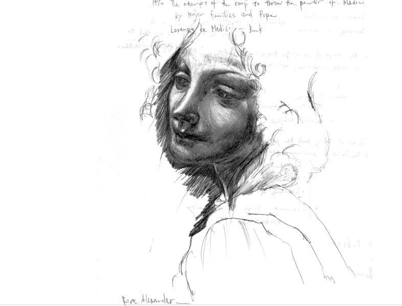 3. Leonard Painting