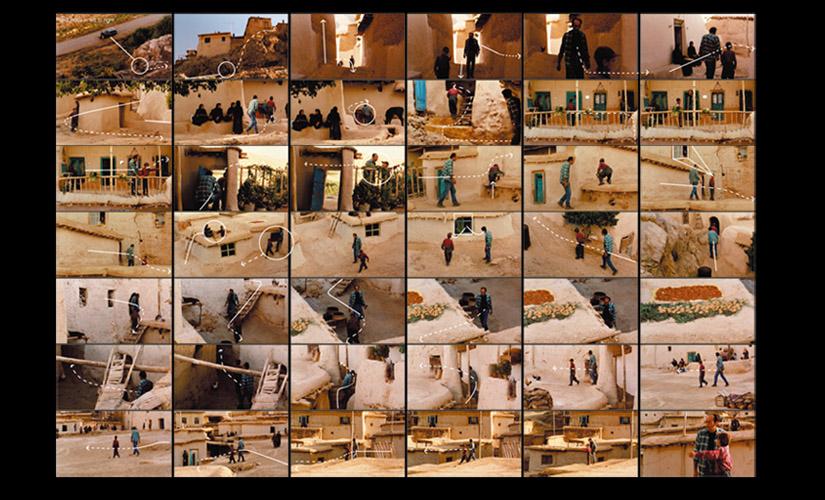 8. Abbas Kiarostami cinematic movement