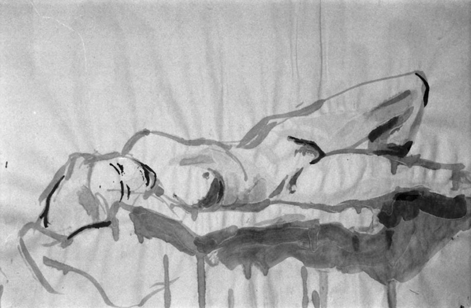 Female nude 1