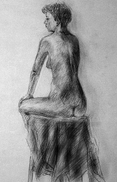 Female nude 3